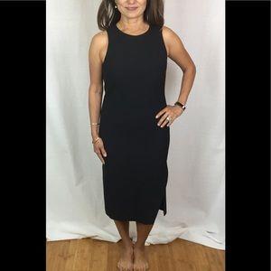 TRINA TURK BLACK SHEATH SLEEVELESS DRESS SIZE 4